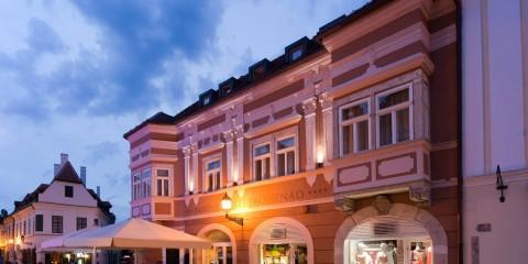 Barokk Hotel Promenade - Zahnbehandlung Ungarn mit F. Oswald Consulting GmbH