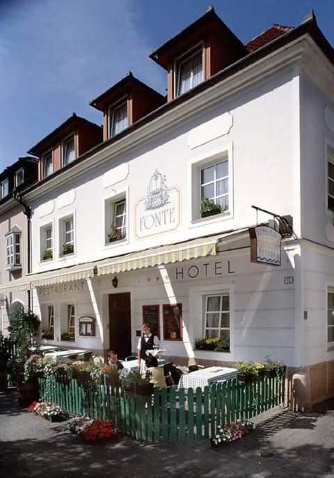 Hotel FONTE - Zahnbehandlung Ungarn mit F. Oswald Consulting GmbH